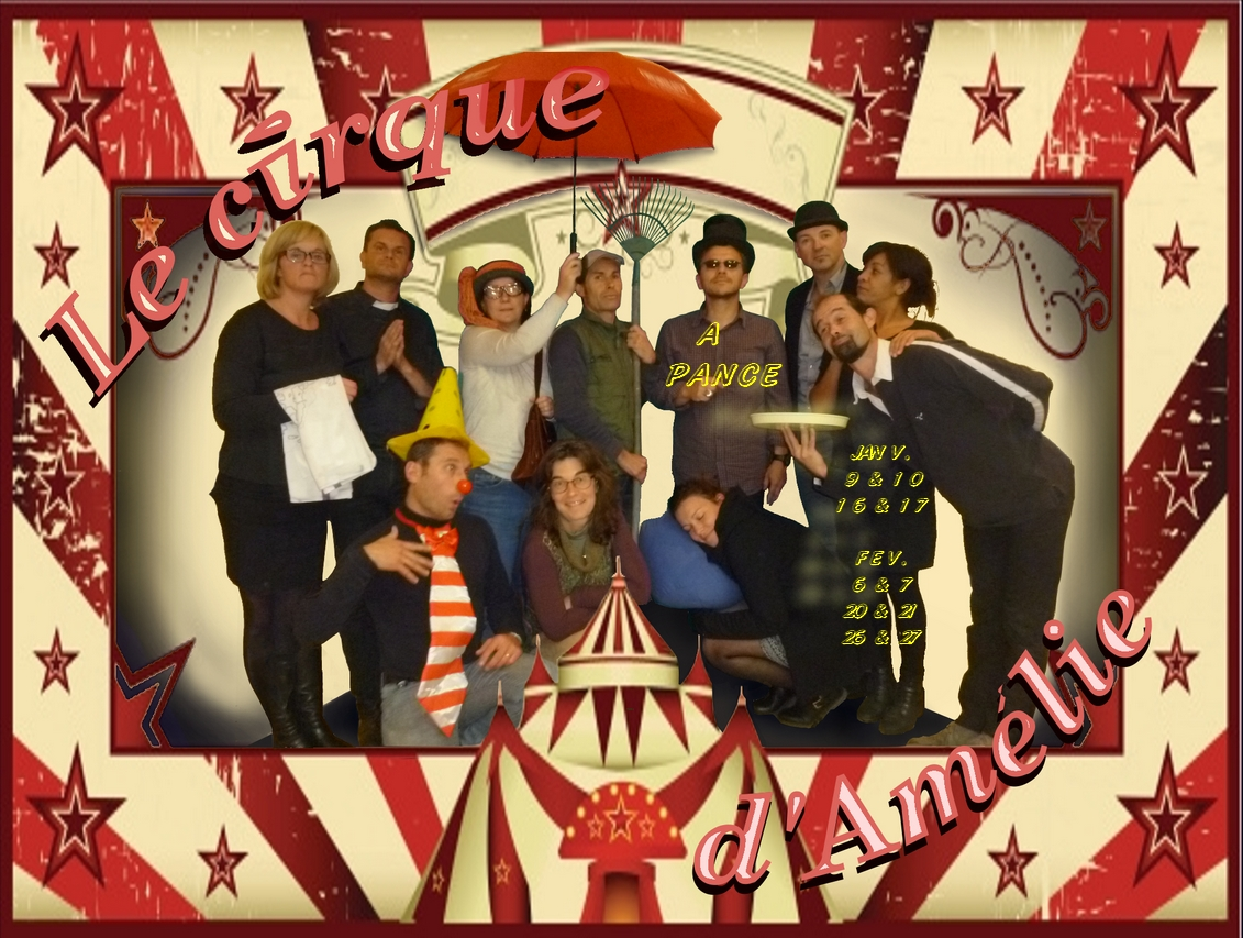 le cirque d amelie v2