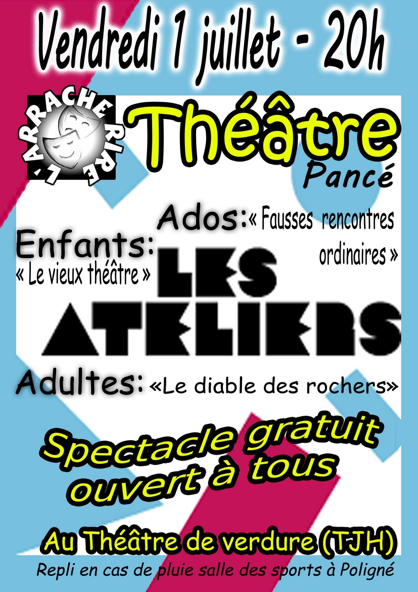 affiche soiree ateliers theatre res100