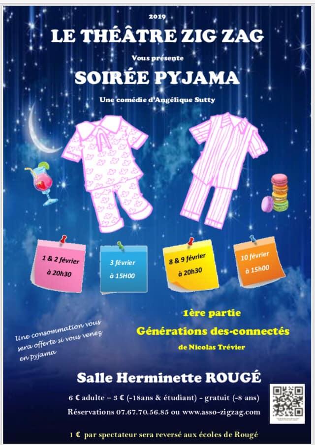 soirÃe pyjama 2018
