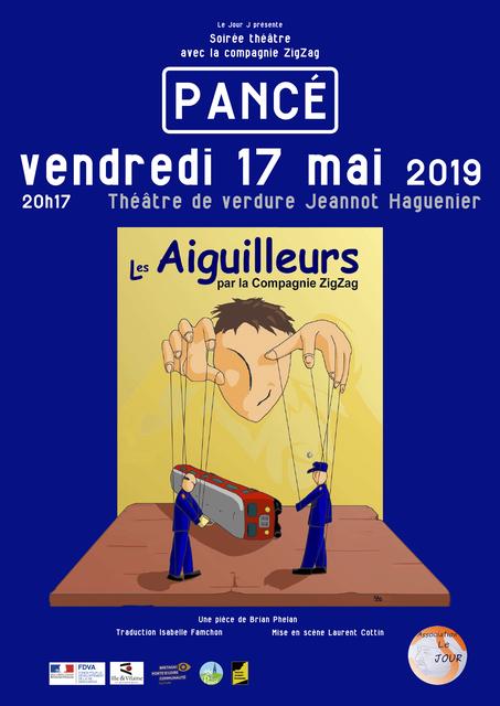 Visuel Aiguilleurs Le Jour J A3 640x640